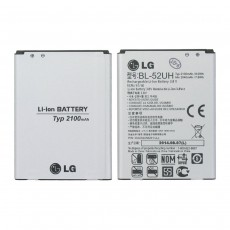 Genuine Original LG Battery BL-52UH - 2100mAH