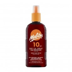 Malibu Dry Oil Spray with SPF10 100 ml