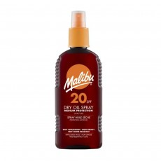 Malibu Dry Oil Spray with SPF20 200 ml