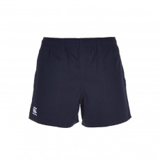 Canterbury Men's Professional Cotton Rugby Shorts - Navy, Extra Small