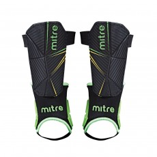 Mitre - Delta + Ankle - Shin Pads (MEDIUM)