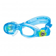Aqua Sphere Moby Junior Goggles Aqua/Lime/Clear