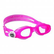 Aqua Sphere Moby Junior Goggles Pink/White/Clear