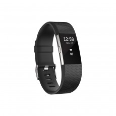 Fitbit Charge 2 Activity Tracker Heart Rate Monitor - Black, Small