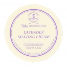 Taylor of Old Bond Street 150g Lavender Shaving Cream Bowl