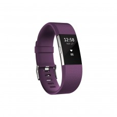 Fitbit Charge 2 Activity Tracker Heart Rate Monitor - Plum, Small