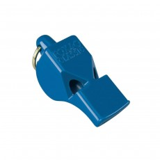 Fox 40 Classic Official Whistle with Wrist-Lanyard; Blue
