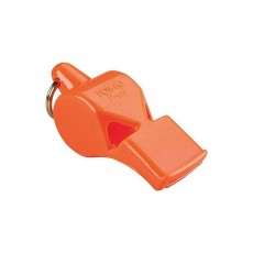 Fox 40 Pearl Safety Whistle with Wrist-Lanyard; Orange