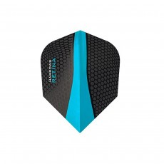 Harrows Retina Blue Flights; 3 Flights