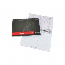 Precision Training A5 Notepad for Football Coaching and Scouting