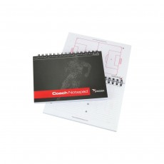 Precision A6 Football Pro Coach Notepad