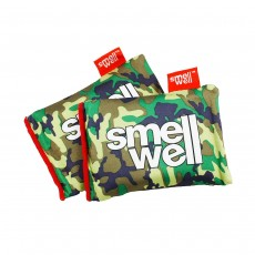 Smell Well Pouches Pack of 2 - Green Camouflage
