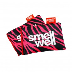 Smell Well Pouches Pack of 2 - Pink Zebra