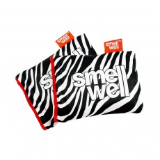 Smell Well Pouches Pack of 2 - White Zebra