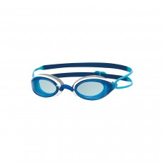 Zoggs Fusion Air Swimming Goggles - Navy/Blue/Tint