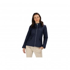 Regatta Women's Cressida Quilted Jacket - 12, Navy