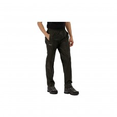 Regatta Mens Pack-It Waterproof Overtrousers - Extra Small, Bay Leaf