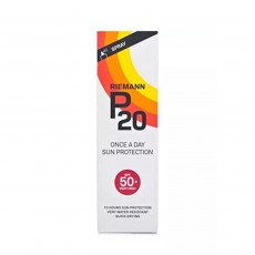 Riemann P20 Once A Day Sun Protection SPF 50 - 100ml