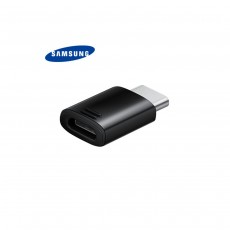 Samsung Micro USB to USB type C Adaptor - Black