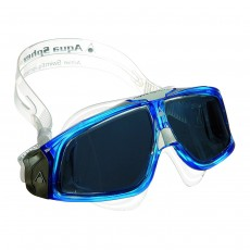 Aqua Sphere 'SEAL 2.0' Men's Goggles - Blue/White with Smoke Lens