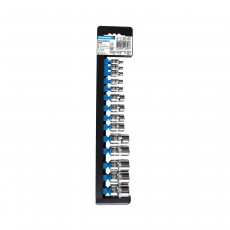 Silverline E4 - E24 Socket Extension Set of 14