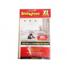 Sticky Paws Scratch Control Sheets - 5 XL Sheets