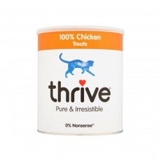 Thrive 100% Chicken Cat Treats Maxi Tube - 200g