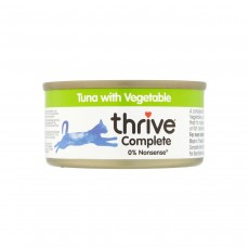 Thrive Complete Tuna with Vegetable Cat Food - 75g