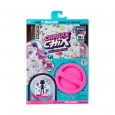 Capsule Chix Ctrl+Alt+Magic Doll Collection with Capsule Machine Unboxing, Mix and Match Fashions and Accessories