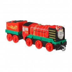 Thomas & Friends Track Master Yong Bao Large Push Along Die-Cast Metal Engine