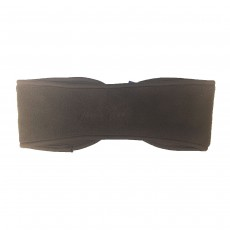 Mark Todd Ear Warmer Headband - Chocolate