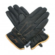 Mark Todd Winter Gloves with Thinsulate Adult - Black, Large
