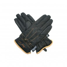 Mark Todd Winter Gloves with Thinsulate Adult - Black, Medium