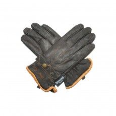 Mark Todd Winter Gloves with Thinsulate Adult - Brown, Extra Large