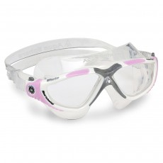 Aqua Sphere Ladies Vista Goggle Pink/White/Clear