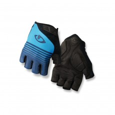 Giro Jag Road Cycling Gloves - Large, Blue Six STring