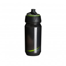 Tacx Shanti Twist Water Bottle with Membrane Cap - Smoke Green, 500cc