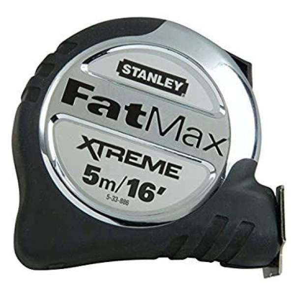Stanley Tools FatMax® Pro Pocket Tape with Metric & Imperial Grade - 5m / 16ft