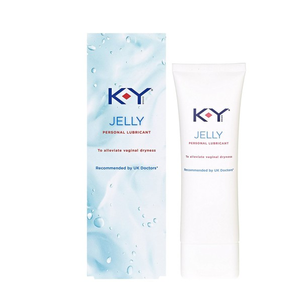 KY Personal Gel Lubricant Jelly