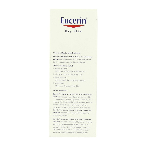 Eucerin Dry Skin Intensive Treatment Lotion - 250ml