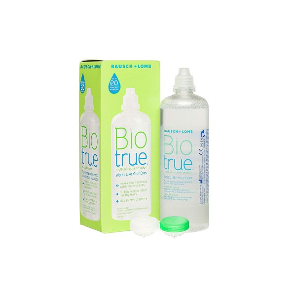 2846aabaca6 Bausch   Lomb Biotrue Multi-Purpose Contact Lens Solution 300ml Onogo
