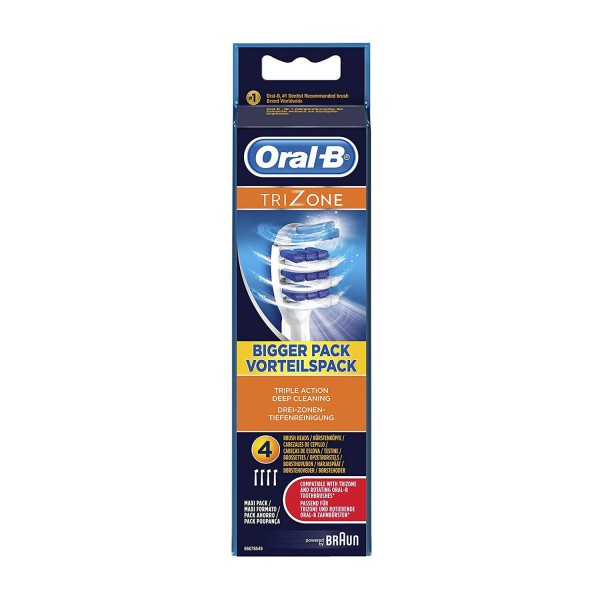Oral-B Trizone Toothbrush Heads Replacement Refills