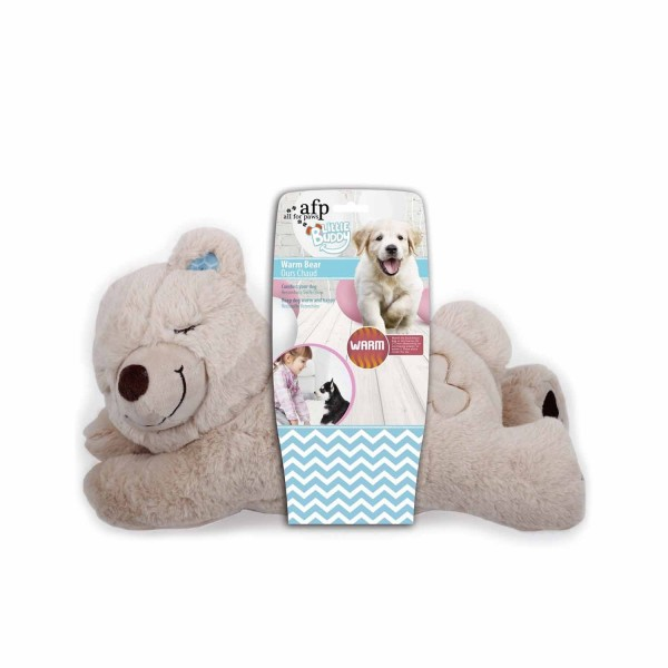 All For Paws Little Buddy - Warm Bear