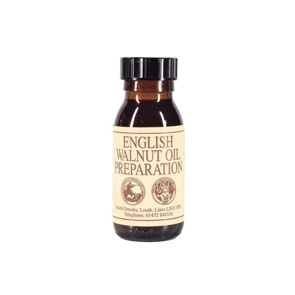 English Walnut Oil 60ml by Phillips