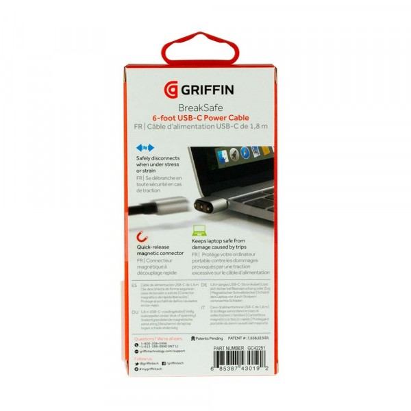 Griffin BreakSafe USB-C Cable