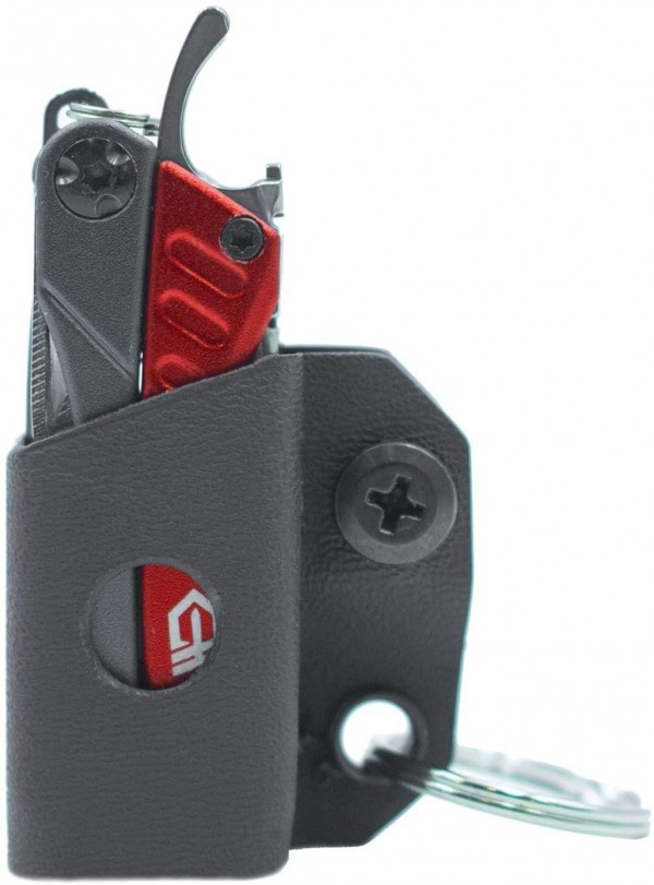 Clip & Carry Kydex Multitool Sheath for Gerber Dime / Leatherman Squirt - PS4