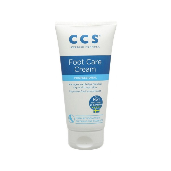 CCS Foot Care Cream, 175 milliliter