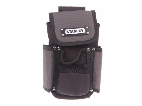 Stanley Tools Utility Pouch - Heavy-Duty 600 Denier Fabric - Double Layered - 9