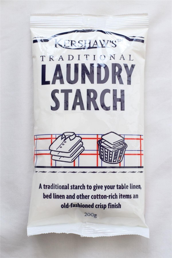 Kershaws Traditional Old Fashioned Laundry Starch Powder - Box of 6 - 200g