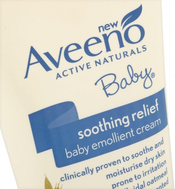 Aveeno Baby's Soothing Relief Emollient Cream with Colloidal Oatmeal - 223ml